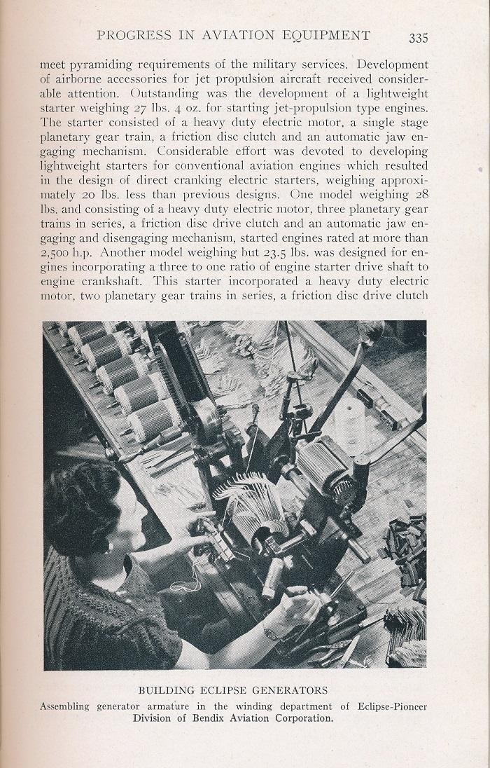 1945 Aircraft Year Book