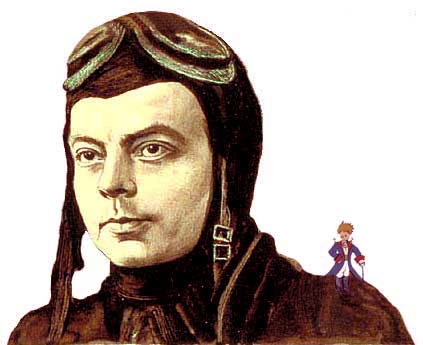 Image result for antoine de saint-exupéry