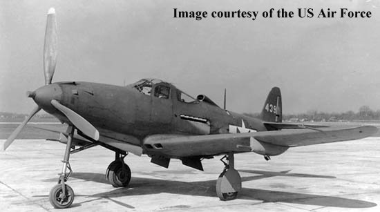 A P-39Q with two 0 50 caliber P 39