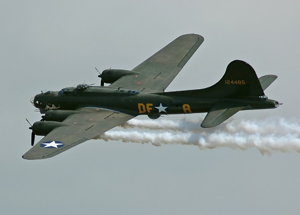 The boeing b 17 flying fortress is considered one of the most