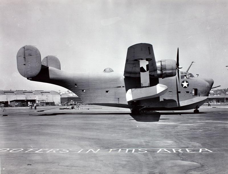 Consolidated (Model 31) XP4Y-1 Corregidor