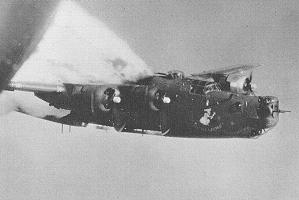 Consolidated b 24 liberator for Mobel quakenbruck