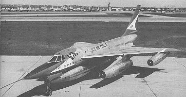 Convair B-58 Hustler - USA