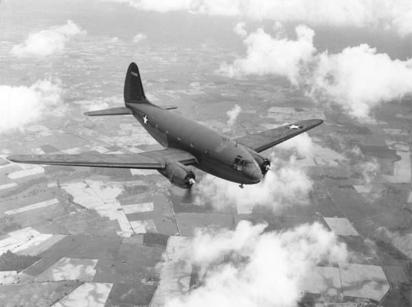 C-46 Commando C46-8a