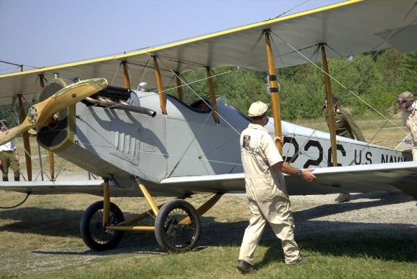 Curtiss Jn 4. The Curtiss JN Jenny