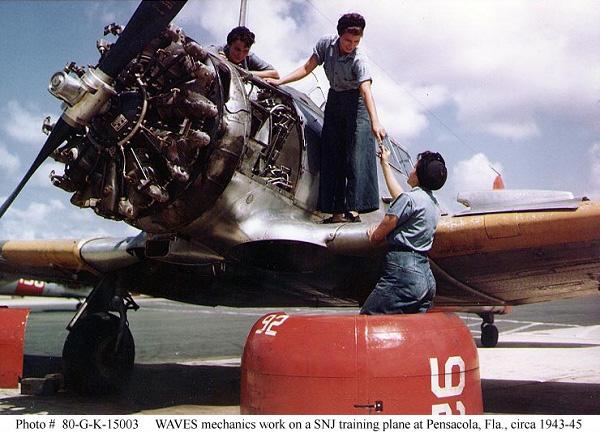 Pratt & Whitney R-1340 Wasp