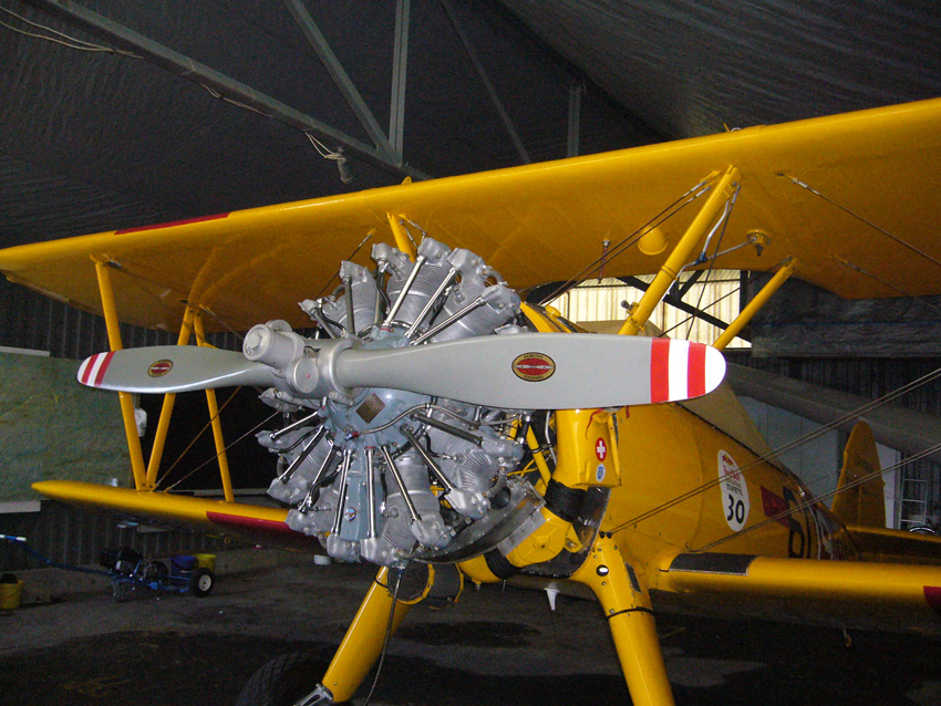Pratt & Whitney R-985 Wasp Junior