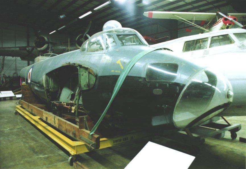 de Havilland D H 98 Mosquito TT Mk  35