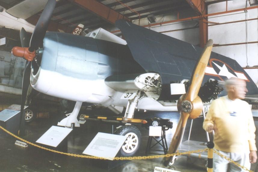 Grumman f6f 3k hellcat scan 1996