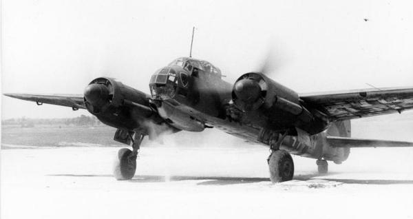 Junkers Ju 88 Schnellbomber