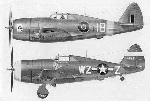 P 47 Performance Specs